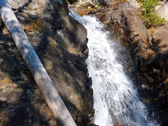 Upper Willow Falls